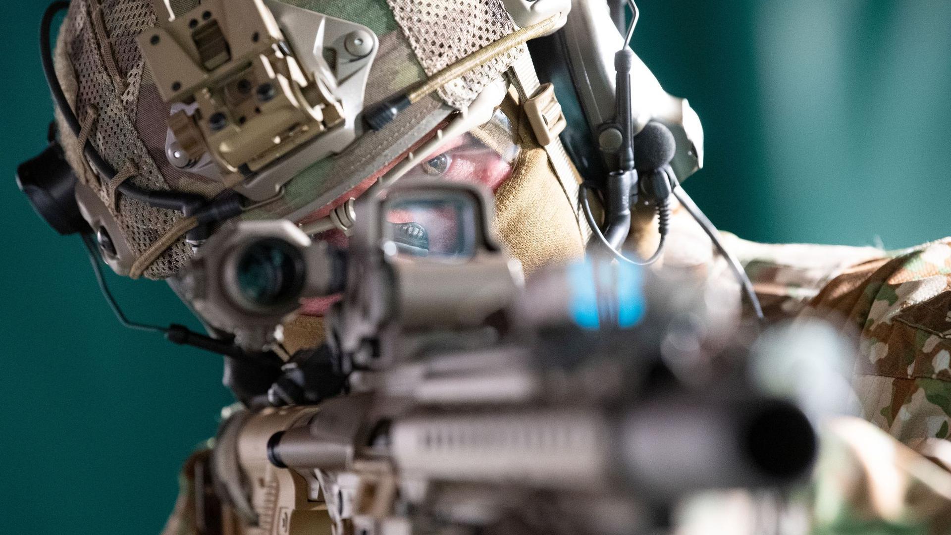 Das Kommando Spezialkräfte der Bundeswehr bleibt erhalten.