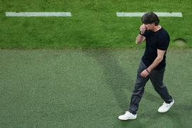 Für Alarmstimmung sieht Joachim Löw nach dem Fehlstart gegen Frankreich keinen Anlass.