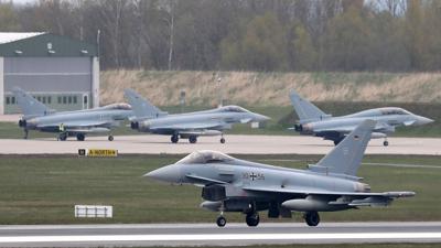 Die Eurofighter-Kampfflugzeuge sollen langfristig von einem neuen Waffensystem abgelöst werden.