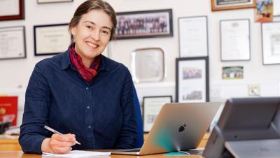 Clare Grey erhält den mit einer Million Euro dotierten Körber-Preis für die Europäische Wissenschaft 2021.