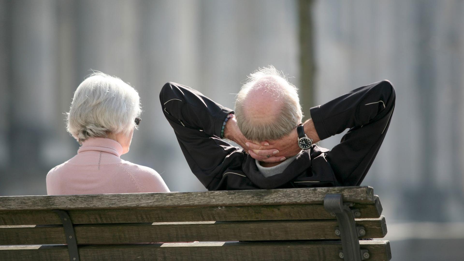 Die Bundeskanzlerin sieht vor allem bei der privaten Altersvorsorge Reformbedarf.