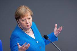 Bundeskanzlerin Angela Merkel (CDU) kann auf eine 16-jährige Amtszeit zurückblicken.