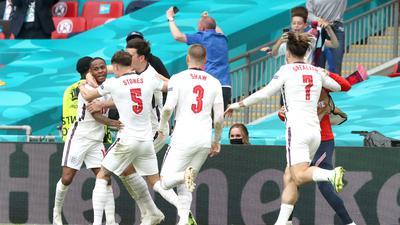 England gewinnt den Klassiker gegen Deutschland und steht im EM-Viertelfinale.
