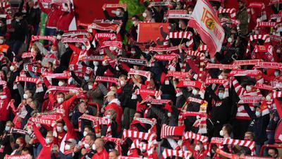 Bereits am letzten Bundesliga-Spieltag im Mai durften wieder Tausende Fußballfans in die Alte Försterei von Union Berlin.