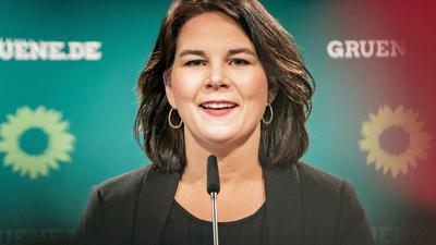 Grünen-Spitzenkandidatin Annalena Baerbock hat in den jüngsten Umfragen an Zustimmung verloren.
