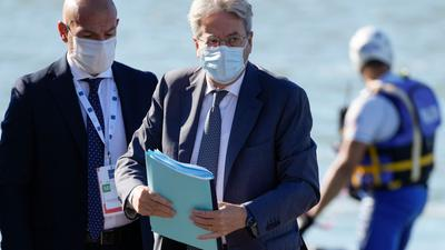 Paolo Gentiloni warnt vor einseitigen ungerechtfertigten Reisebeschränkungen durch einzelne Mitgliedstaaten.