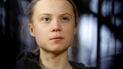 Greta Thunberg sieht in der Hochwasserkatastrophe in Teilen Deutschlands einen Hinweis für die Zunahme von Extremwetterereignissen.
