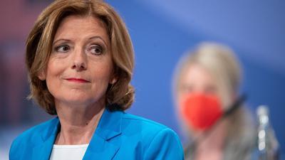 Die rheinland-pfälzische Ministerpräsidentin Malu Dreyer (SPD) macht sich Sorgen über die Hochwasser-Lage in ihrem Bundesland.