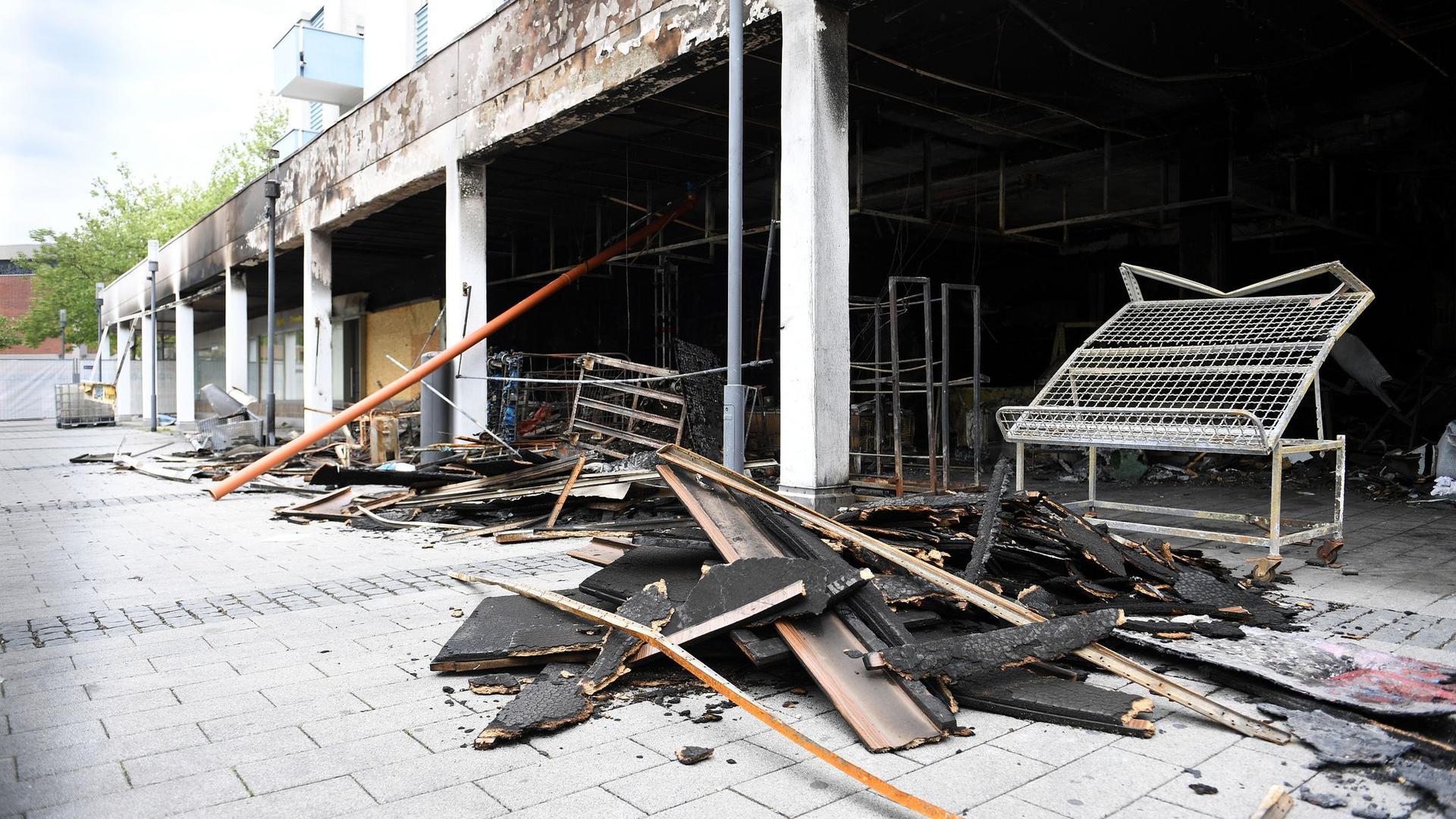 Das oberbayerische Waldkraiburg wurde von Anschlägen auf Geschäfte türkischstämmiger Inhaber erschüttert.