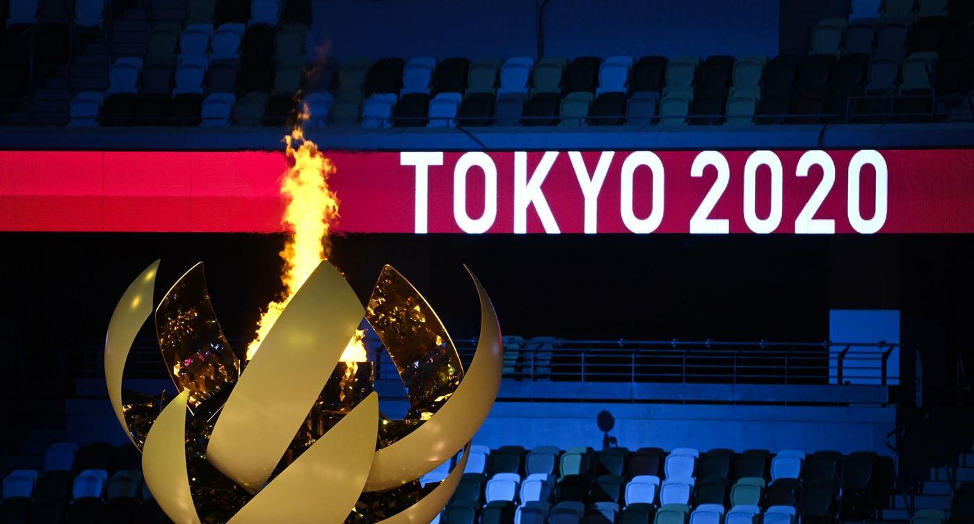 Es kann losgehen: Der japanische Tennis-Star Naomi Osaka hat das Feuer für die XXXII. Olympischen Spiele in Tokio entzündet.