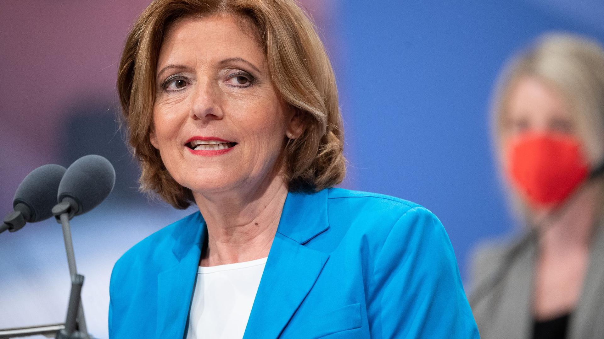 Malu Dreyer (SPD), Ministerpräsidentin von Rheinland-Pfalz.