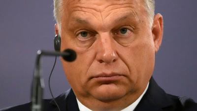 Viktor Orban, rechtsnationaler Ministerpräsident von Ungarn.