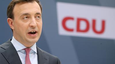 Paul Ziemiak, CDU-Generalsekretär.