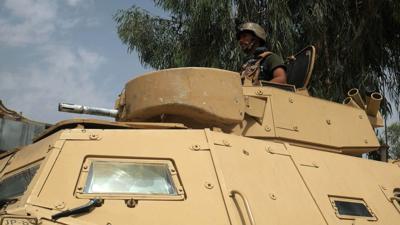 Angehörige der afghanischen Spezialkräfte sollen auf Nato-Lehrgängen außerhalb des Landes trainiert werden.
