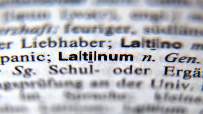 Latein soll dabei helfen, die britische Schulbildung zu verbessern.