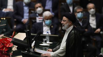 Irans neuer Präsident Ebrahim Raisi war Spitzenkandidat der politischen Hardliner.