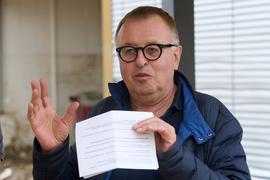 Gegen den Landrat von Ahrweiler, CDU-Politiker Jürgen Pföhler, ermittelt die Staatsanwaltschaft.