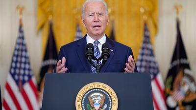 Zwar wurde die Wunschliste von US-Präsident Joe Biden zusammengestutzt, es handelt sich dem WeißenHaus zufolge dennoch um die größten Infrastruktur-Investitionen seit Jahrzehnten.