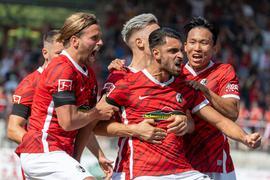 Der SC Freiburg setzte sich etwas überraschend gegen Borussia Dortmund durch.