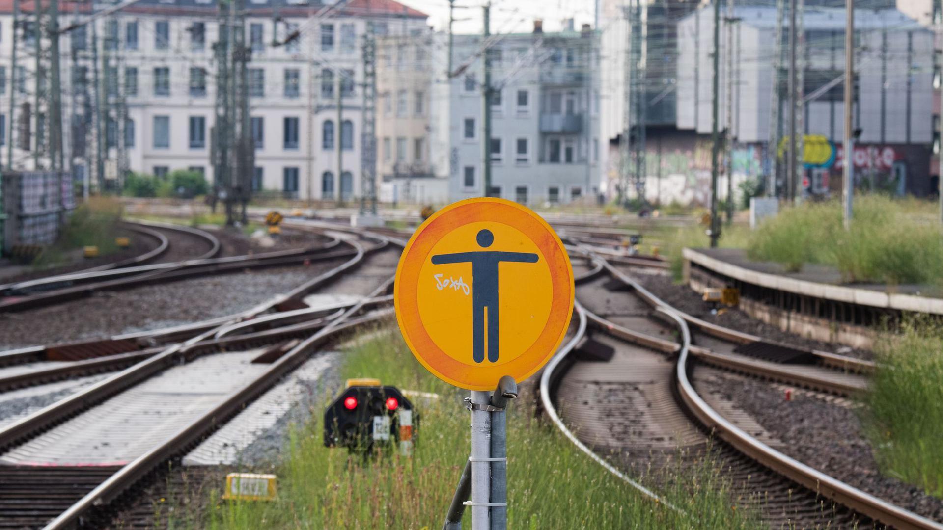 Die Lokführergewerkschaft GDL will ihren Streik wie geplant durchziehen.