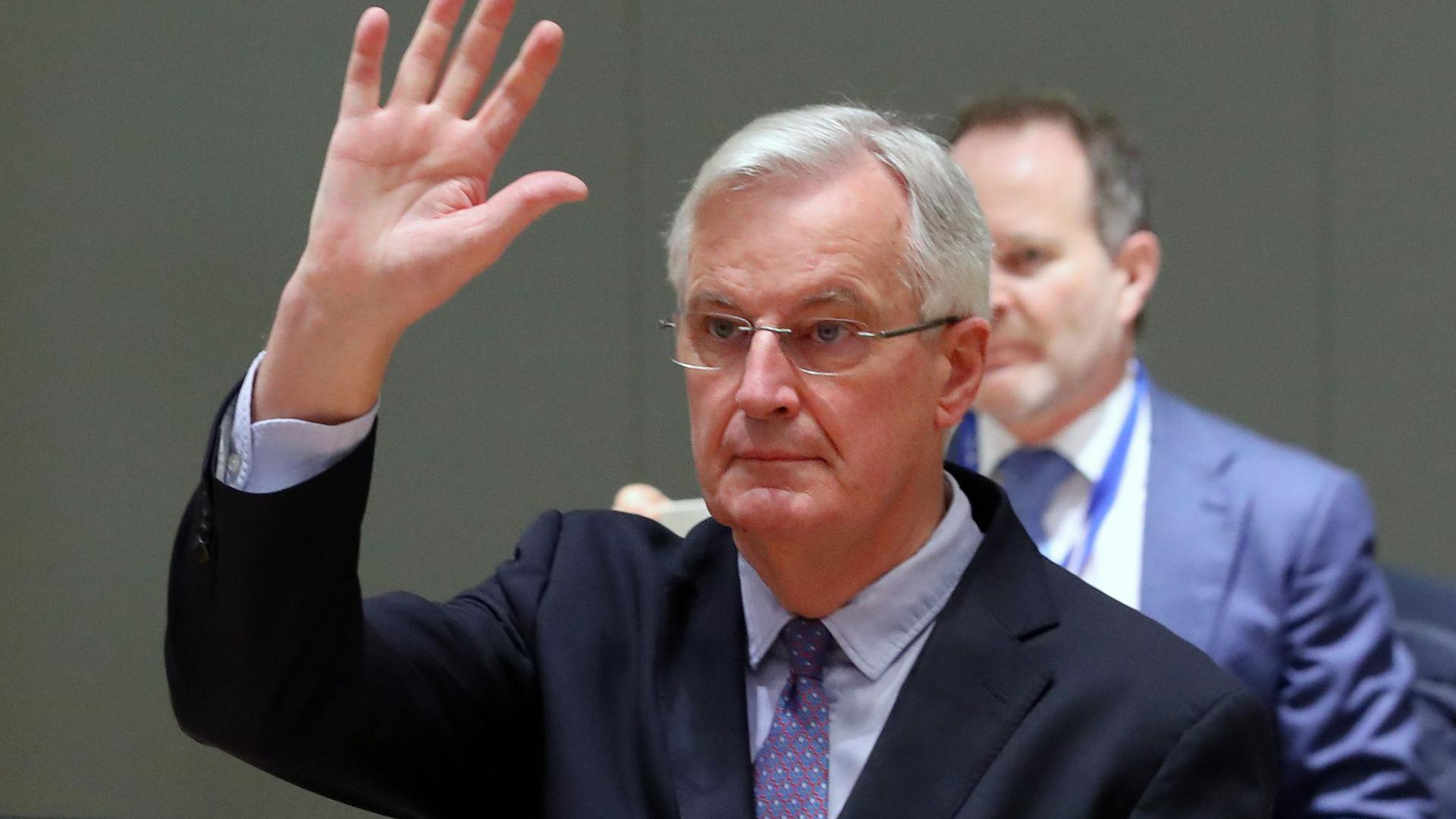 Michel Barnier will 2022 Präsident Frankreichs werden.