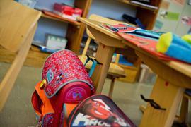 Vom Schuljahr 2026/2027 an wird es einen Rechtsanspruch auf Ganztagsbetreuung in der Grundschule geben.