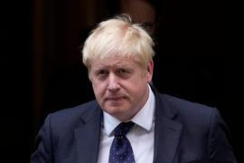 Der britische Premier Boris Johnson.
