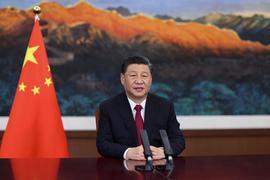Chinas Präsident Xi Jinping. Beobachter sagen: Er will autoritär eine Ära prägen - wie einst Mao.