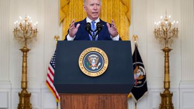 US-Präsident Joe Biden hat Sanktionen gegen finanzielle Unterstützer der Terrororganisation Al-Kaida in der Türkei verhängt.
