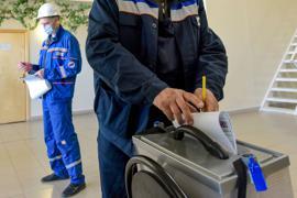 Bis einschließlich Sonntag sind rund 110 Millionen Menschen inRussland aufgerufen, über die Zusammensetzung der neuen Staatsduma abzustimmen.