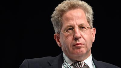 Der frühere Präsident des Bundesamts für Verfassungsschutz Hans-Georg Maaßen.