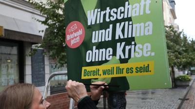 Kommt bei den Kindern und Jugendlichen sehr gut an: Annalena Baerbock, Kanzlerkandidatin der Grünen.