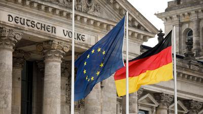 Deutschland ist der größte Nettozahler in der EU.