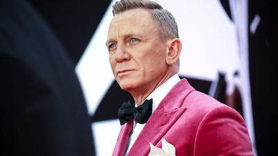 """007, alias Daniel Craig: """"NoTime To Die"""" ist sein letzter James-Bond-Film."""