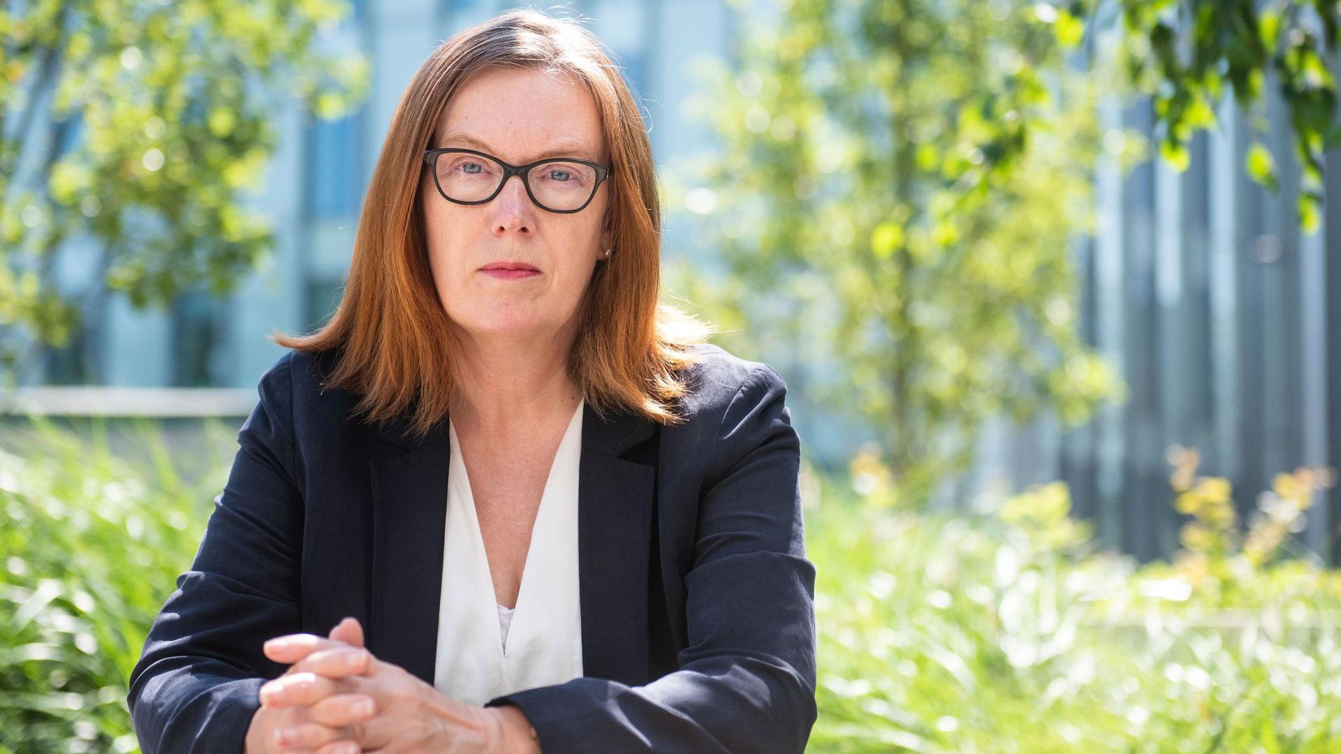 Sarah Gilbert ist die Entwicklerin des Astrazeneca-Impfstoffes.