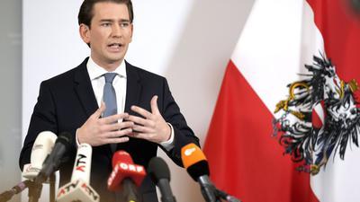 Sebastian Kurz (ÖVP) ist als österreichischer Bundeskanzler zurückgetreten.