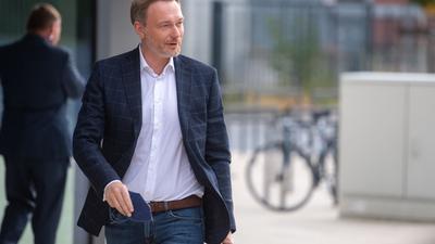 FDP-Chef Christian Lindner hat keine Zweifel daran, dass seine Partei mit SPDund Grünen über eine Koalition verhandeln wird.