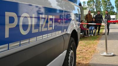Die Zentrale Erstaufnahmeeinrichtung für Asylbewerber (ZABH) des Landes Brandenburg.