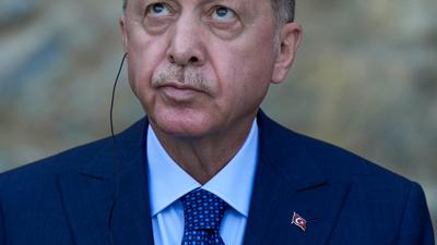 Die Demokratie unter dem türkischen Staatspräsidenten Recep Tayyip Erdogan wird von der EU scharf kritisiert