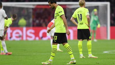 Borussia Dortmund musste eine heftige Auswärtspleite bei Ajax Amsterdam hinnehmen.