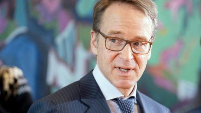 Bundesbank-Präsident Jens Weidmann gibt sein Amt Ende des Jahres auf.