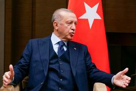 Präsident Recep Tayyip Erdogan erklärt unter anderem den deutschen Botschafter in der Türkei zur unerwünschten Person.
