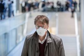 Der Gesundheitsexperte der SPD: Karl Lauterbach.