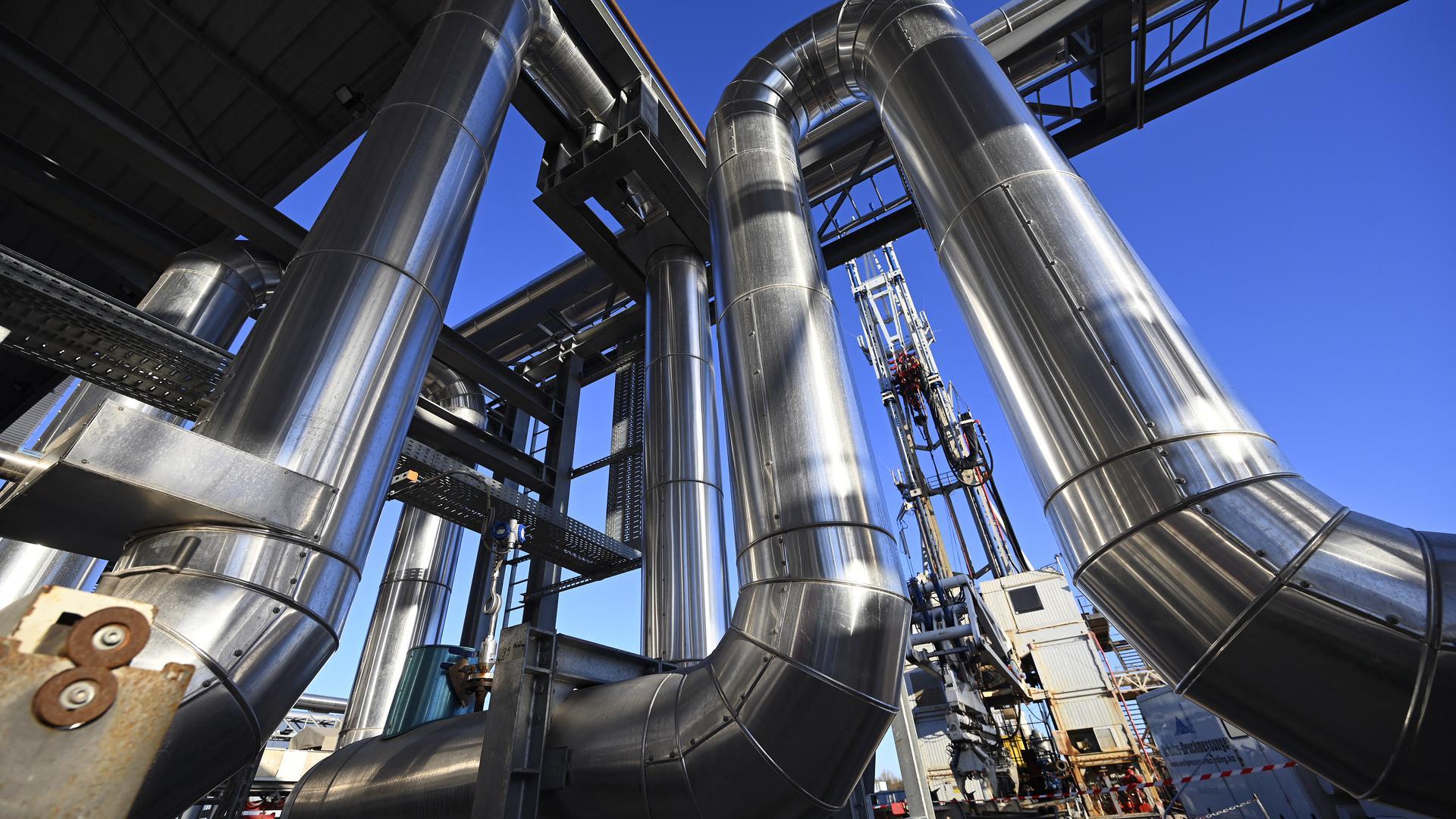 Unzufrieden: Die Ende 2020 abgeschaltete Geothermie-Anlage bei Reichstett, nördlich von Straßburg, sorgt weiterhin für Probleme. Betroffene Gemeinden reagieren zunehmend verärgert.