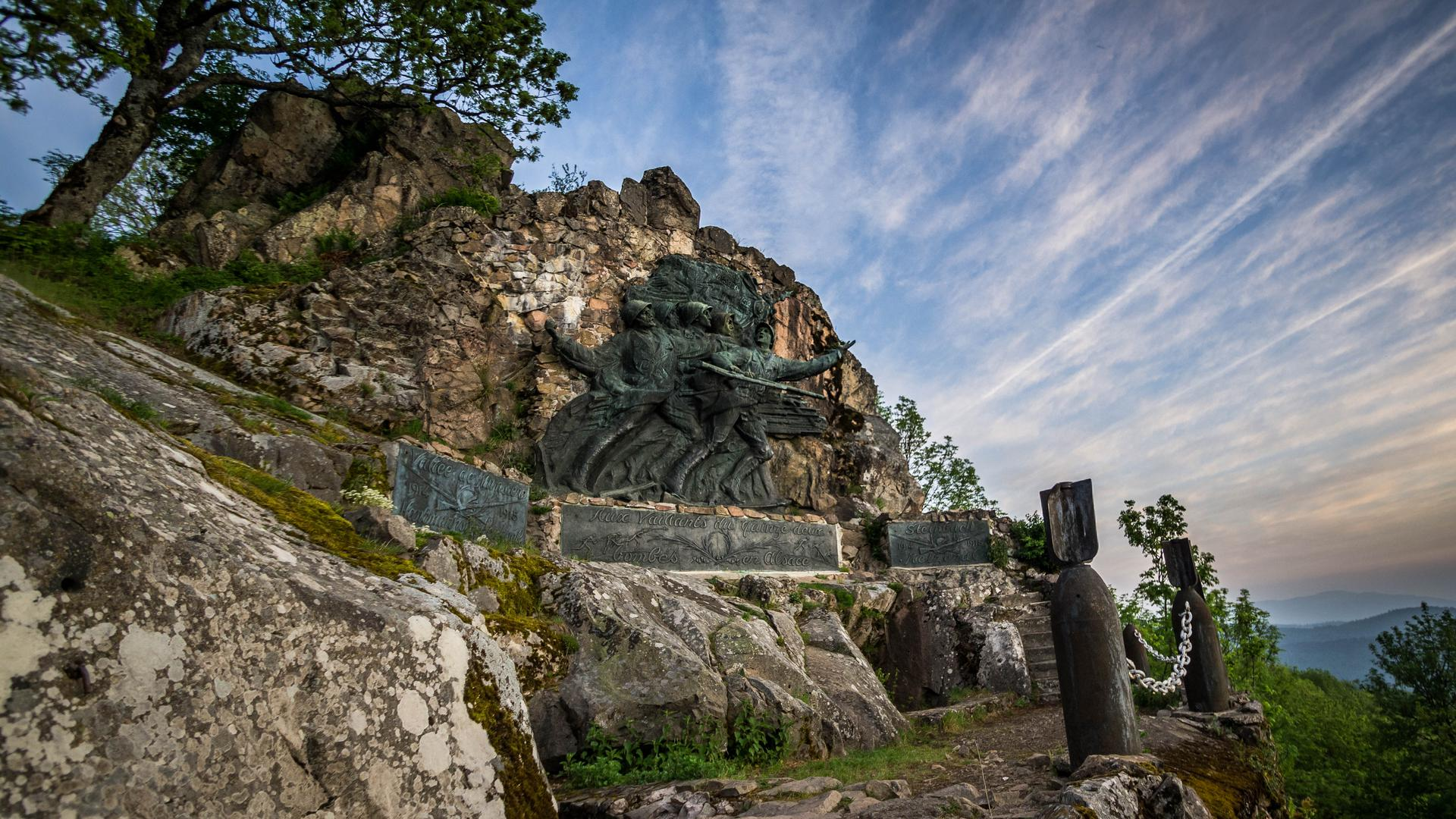 Denkmal erster Weltkrieg elsass