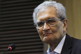 Amartya Sen erhält den Friedenspreis des Deutschen Buchhandels 2020.
