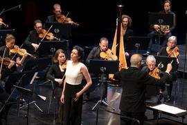 Hausfestspiel III | Festspielhaus Baden-Baden | Das SWR Symphonieorchester unter der Leitung von Antonello Mancorda spielt Werke von Jörg Widman, Hector Berlioz und Ludwig van Beethoven beim Live-Streaming-Konzert am 15. Mai 2021
