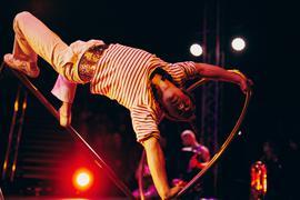 """Vielfältig: Eine """"Liebeserklärung an den Zirkus"""" verspricht das Programm des Projekts """"Circus I Love You""""."""