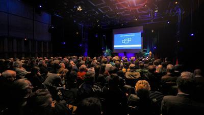 ARD Hörspieltage im ZKM Karlsruhe 2017