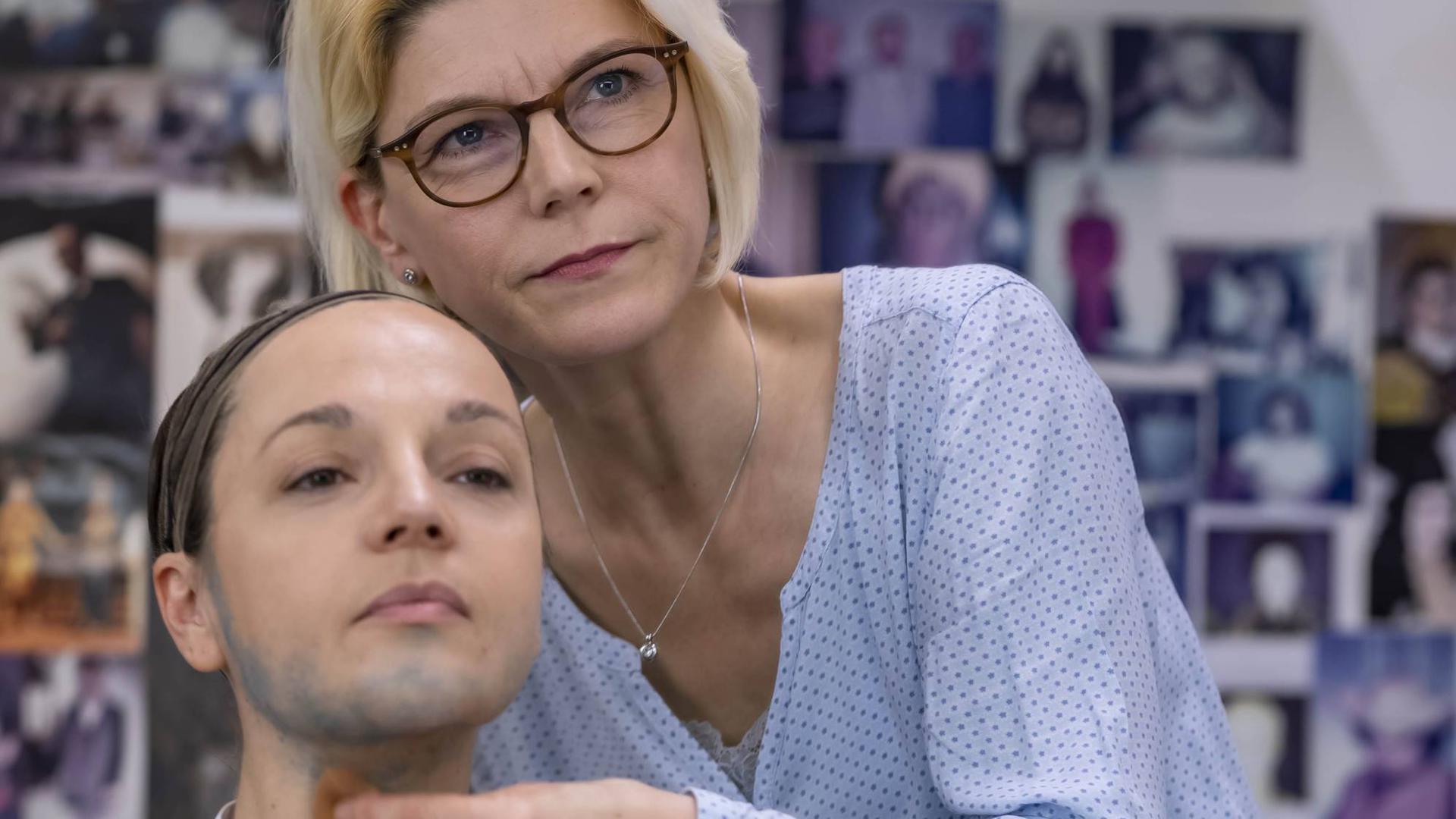 Mann zum von frau Transgender: Diese
